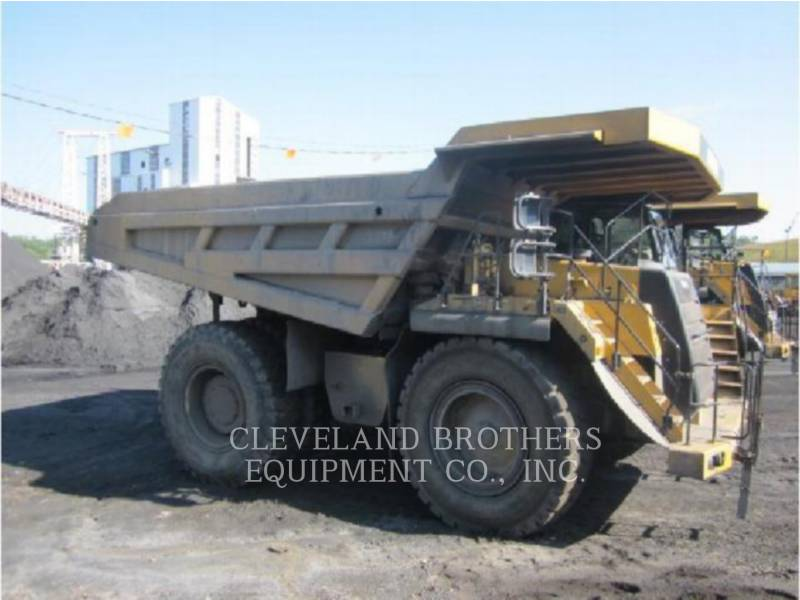 CATERPILLAR OFF HIGHWAY TRUCKS 777F equipment  photo 2