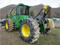 DEERE & CO. FORESTRY - SKIDDER 640L equipment  photo 4