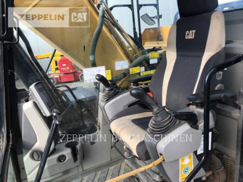 CATERPILLAR KETTEN-HYDRAULIKBAGGER 320EL equipment  photo 7