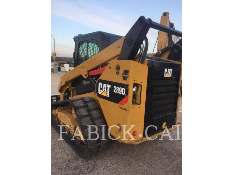 CATERPILLAR CARGADORES MULTITERRENO 289D C3H2 equipment  photo 4