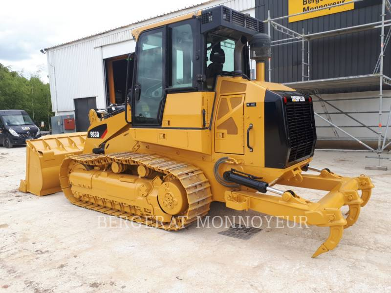 CATERPILLAR PALE CINGOLATE 963D equipment  photo 3