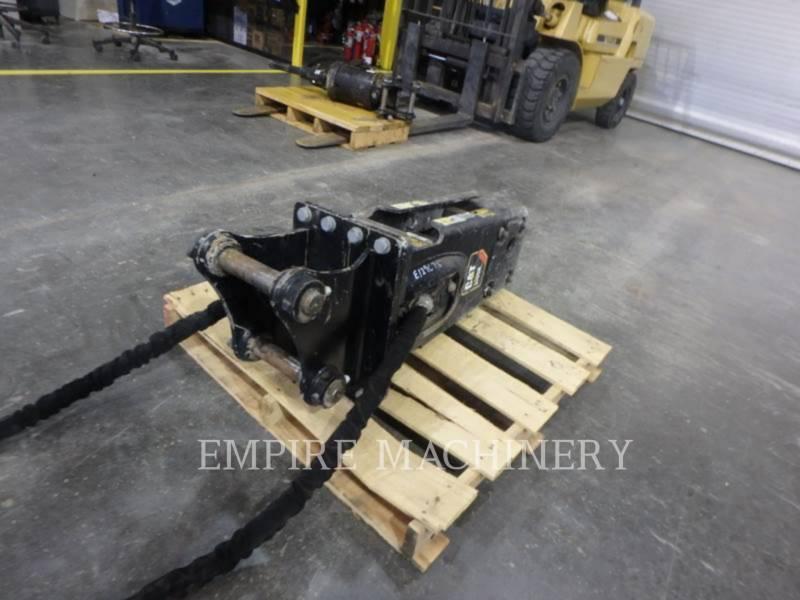 CATERPILLAR  HAMMER H55E 305 equipment  photo 2