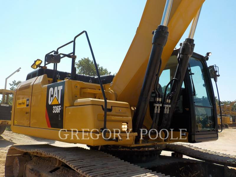 CATERPILLAR EXCAVADORAS DE CADENAS 336F L equipment  photo 5