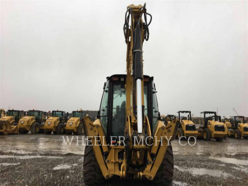 CATERPILLAR BACKHOE LOADERS 430E E equipment  photo 8