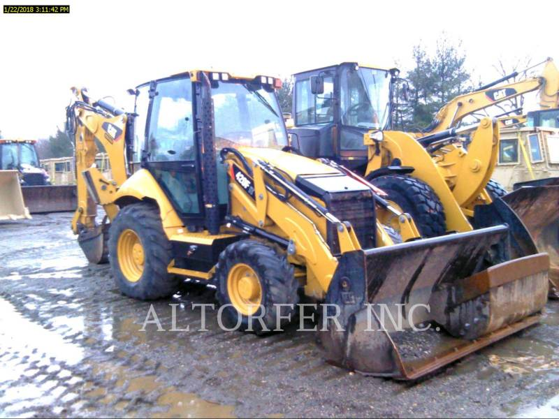 CATERPILLAR BACKHOE LOADERS 420F IT equipment  photo 1
