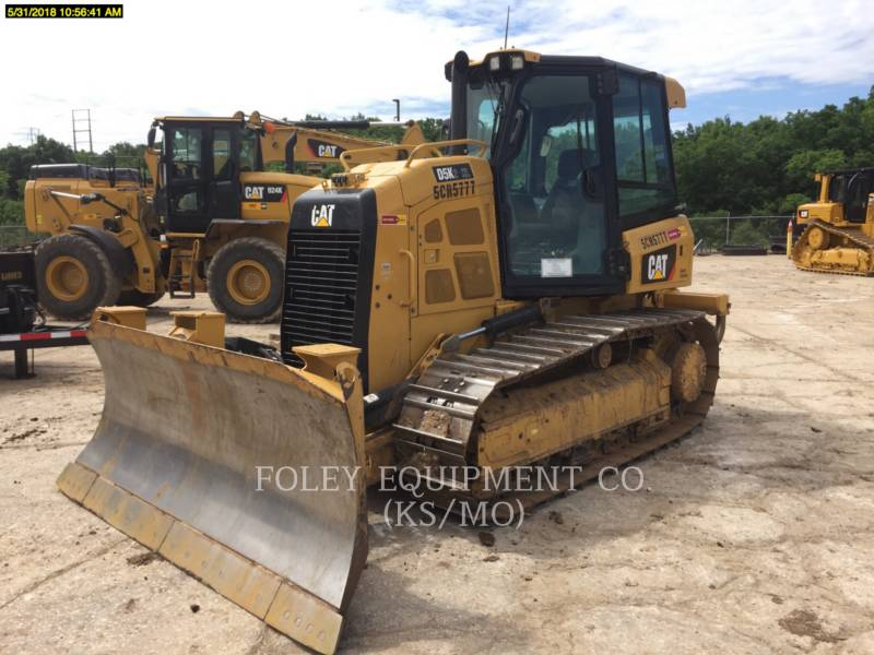 CATERPILLAR TRACK TYPE TRACTORS D5K2XLA equipment  photo 1