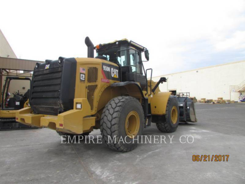 CATERPILLAR CARGADORES DE RUEDAS 950M FC equipment  photo 1
