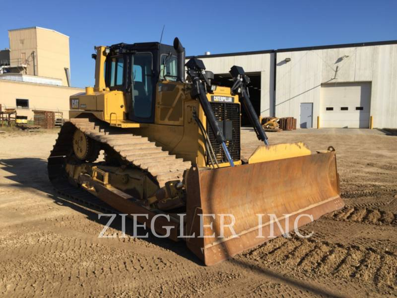CATERPILLAR TRACK TYPE TRACTORS D6TLGPA equipment  photo 1