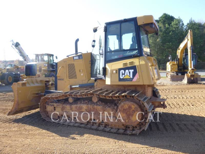 CATERPILLAR TRACTORES DE CADENAS D6K2 XL equipment  photo 3