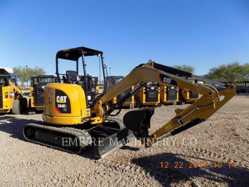 CATERPILLAR TRACK EXCAVATORS 304E2 OR equipment  photo 1