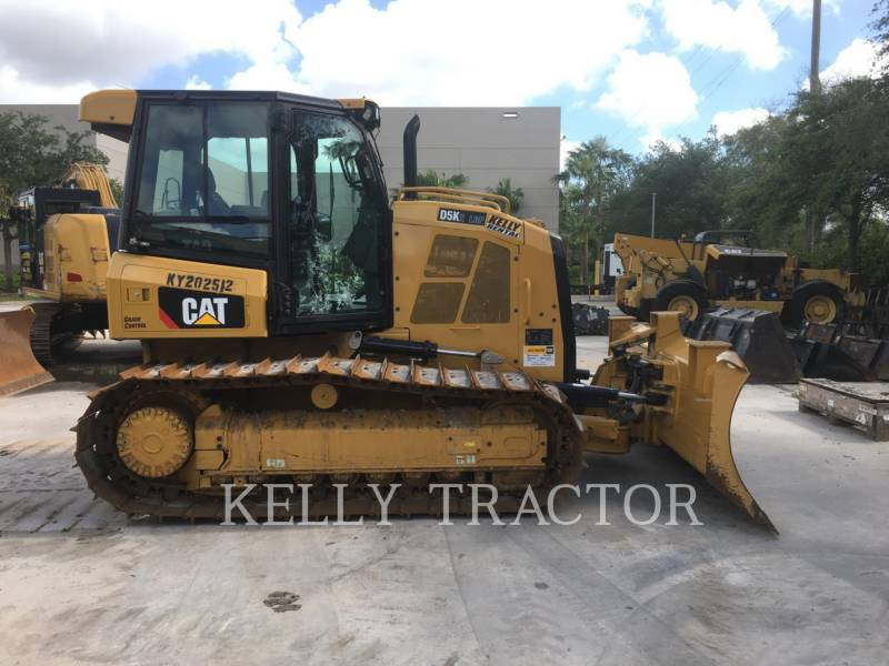CATERPILLAR TRACTEURS SUR CHAINES D5K2LGP equipment  photo 6
