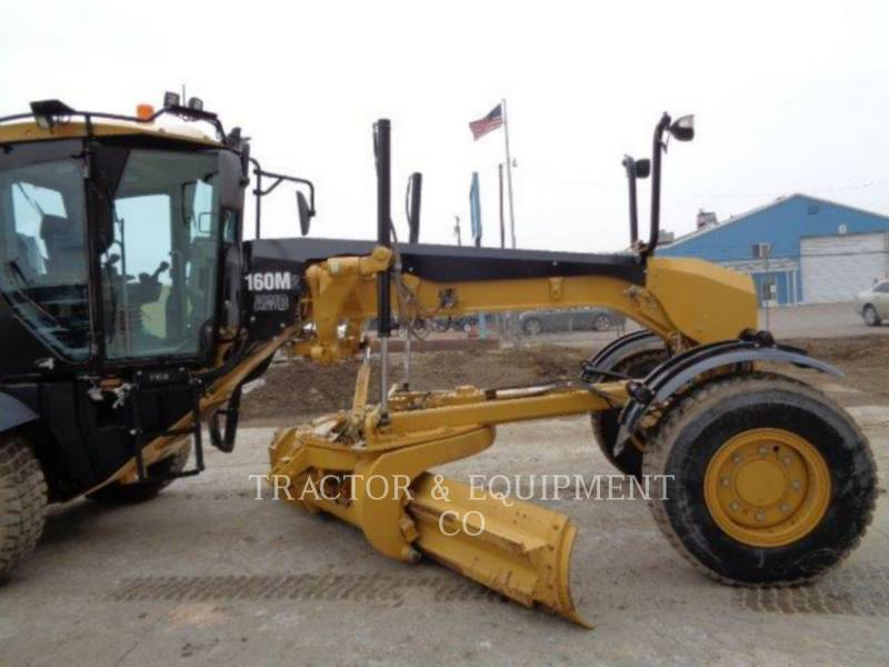 CATERPILLAR NIVELEUSES 160M2AWD equipment  photo 12
