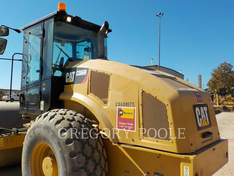 CATERPILLAR COMPACTADORES DE SUELOS CS66B equipment  photo 10