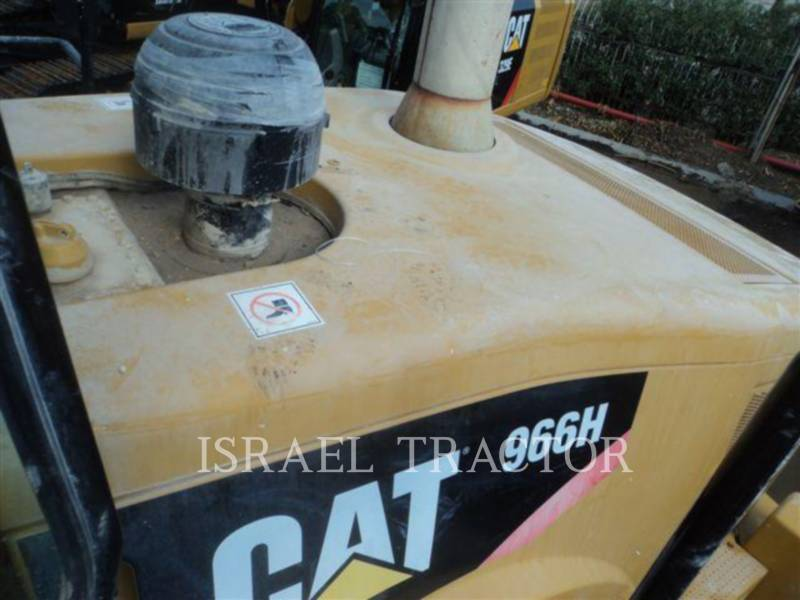 CATERPILLAR WHEEL LOADERS/INTEGRATED TOOLCARRIERS 966H equipment  photo 8