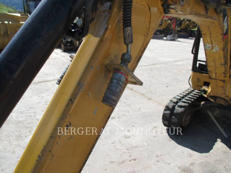 CATERPILLAR KETTEN-HYDRAULIKBAGGER 301.4C equipment  photo 9