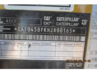 CATERPILLAR BACKHOE LOADERS 450F equipment  photo 14