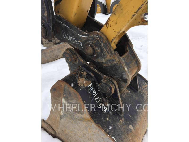 CATERPILLAR ESCAVATORI CINGOLATI 305.5E2C1T equipment  photo 6