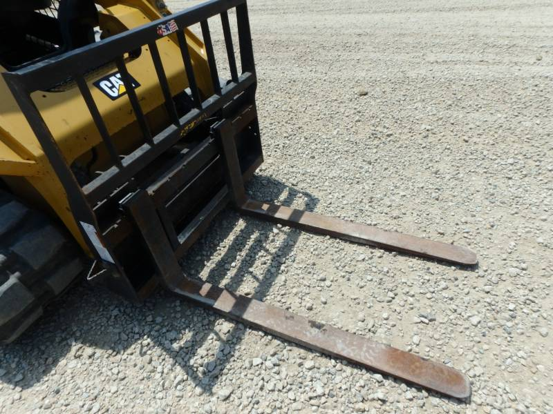 CATERPILLAR DELTALADER 299D equipment  photo 18