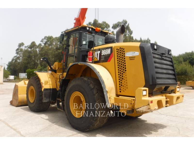 CATERPILLAR CARGADORES DE RUEDAS 966MXE equipment  photo 3