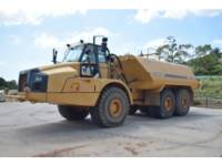 Equipment photo CATERPILLAR 740B WATER TRUCKS 1