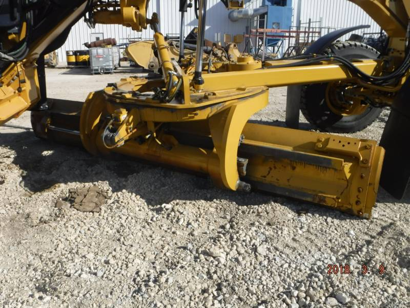 CATERPILLAR MOTONIVELADORAS 140M3AWD equipment  photo 6