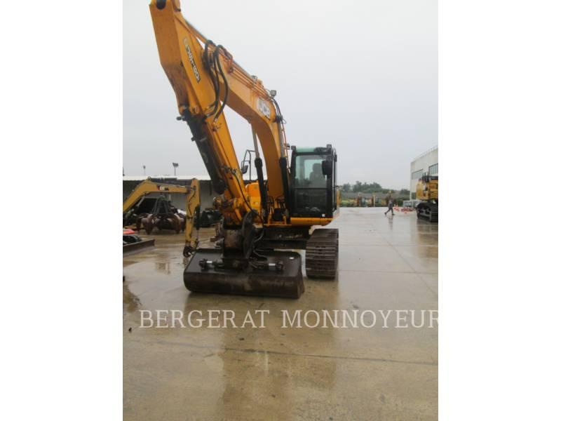 JCB EXCAVADORAS DE CADENAS JS160 equipment  photo 3