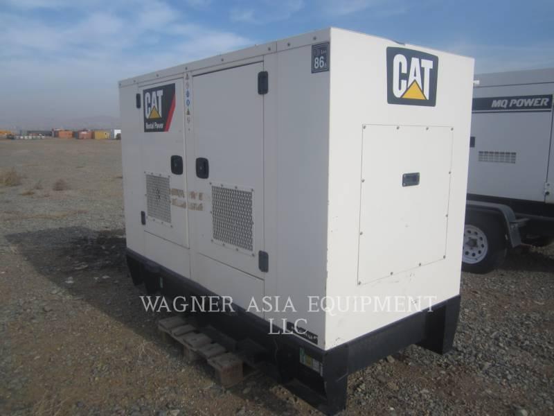 OLYMPIAN CAT STATIONARY GENERATOR SETS XQE30-2 equipment  photo 9