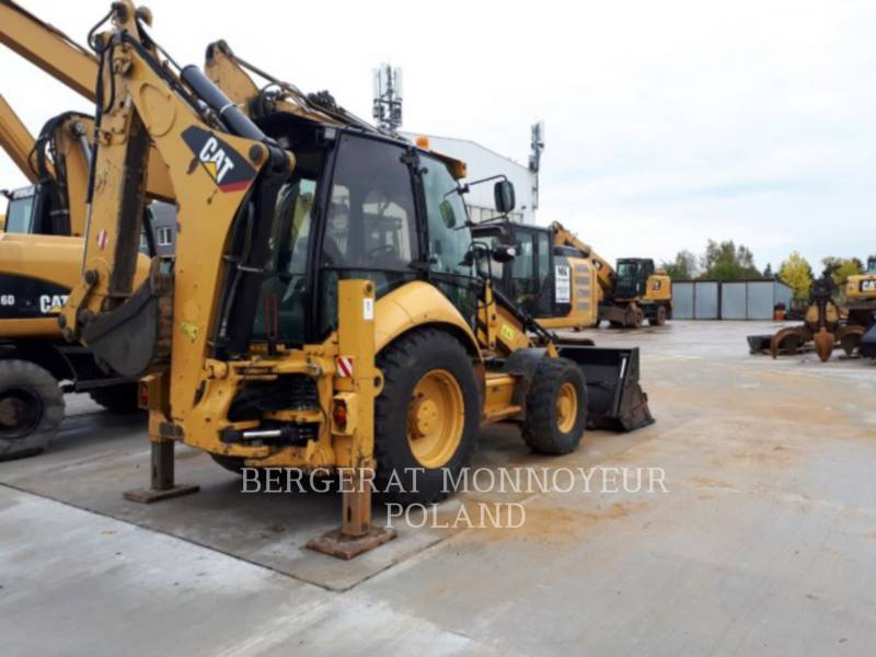 CATERPILLAR BACKHOE LOADERS 432E equipment  photo 6