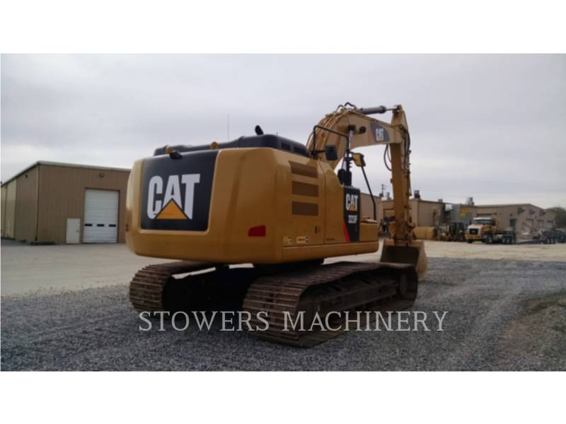 CATERPILLAR ESCAVADEIRAS 323F HAM equipment  photo 3
