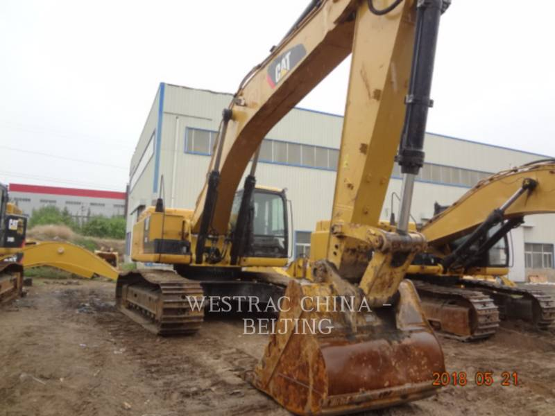 CATERPILLAR TRACK EXCAVATORS 349D2 equipment  photo 2