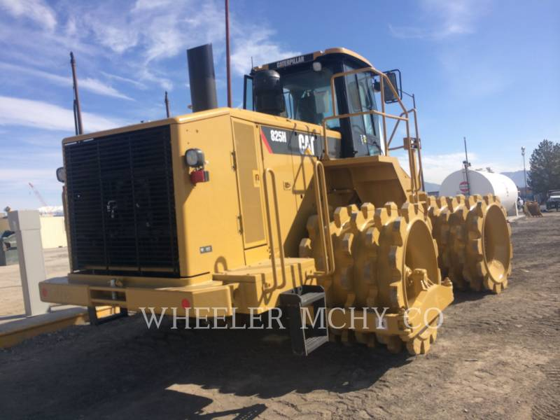 CATERPILLAR RODILLOS COMBINADOS 825H equipment  photo 6
