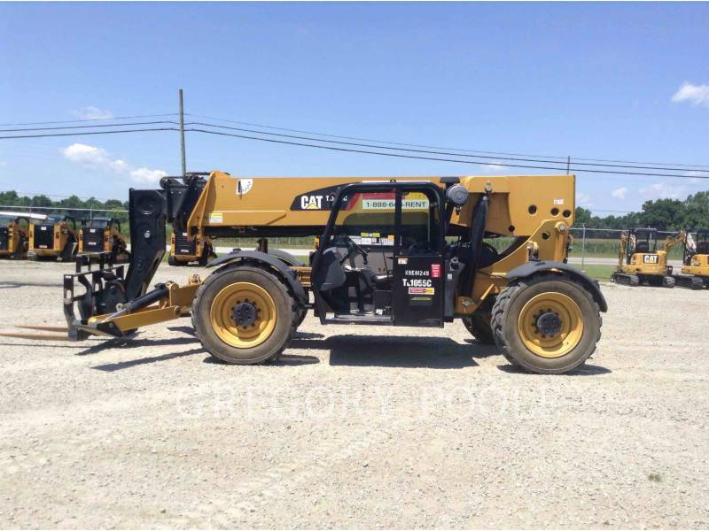 CATERPILLAR TELEHANDLER TL1055C equipment  photo 7