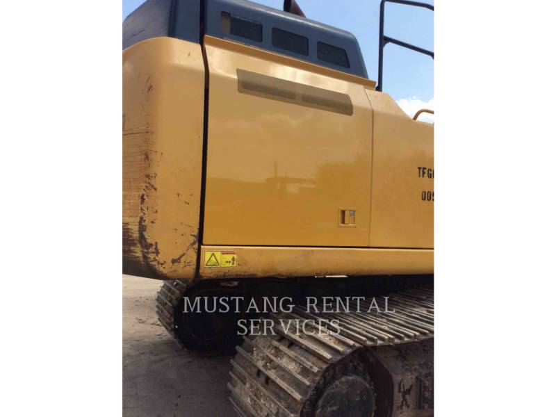 CATERPILLAR TRACK EXCAVATORS 349 equipment  photo 10