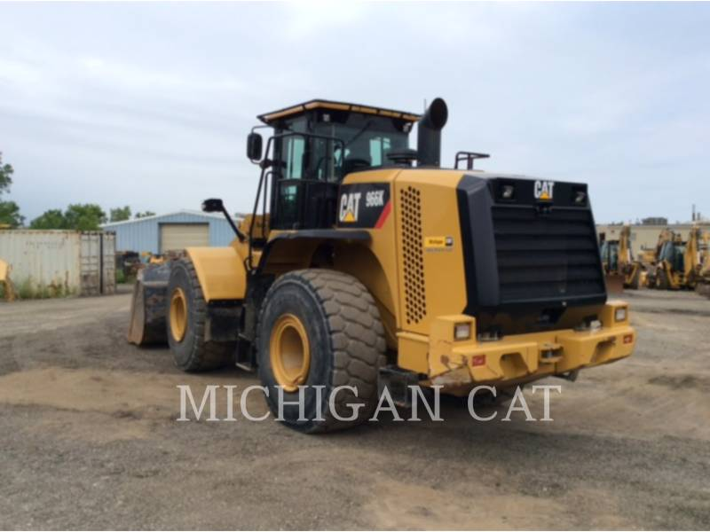 CATERPILLAR WHEEL LOADERS/INTEGRATED TOOLCARRIERS 966K Q equipment  photo 4