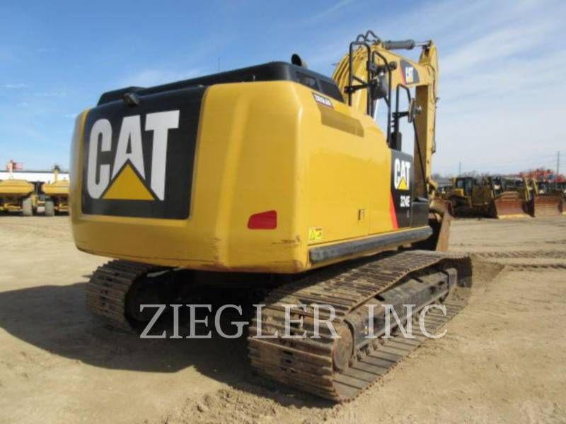 CATERPILLAR ESCAVADEIRAS 324EL equipment  photo 2