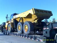 CATERPILLAR WATER TRUCKS 725C equipment  photo 3