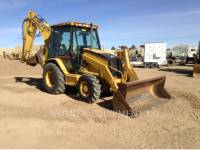 CATERPILLAR バックホーローダ 420D 4WDE equipment  photo 4