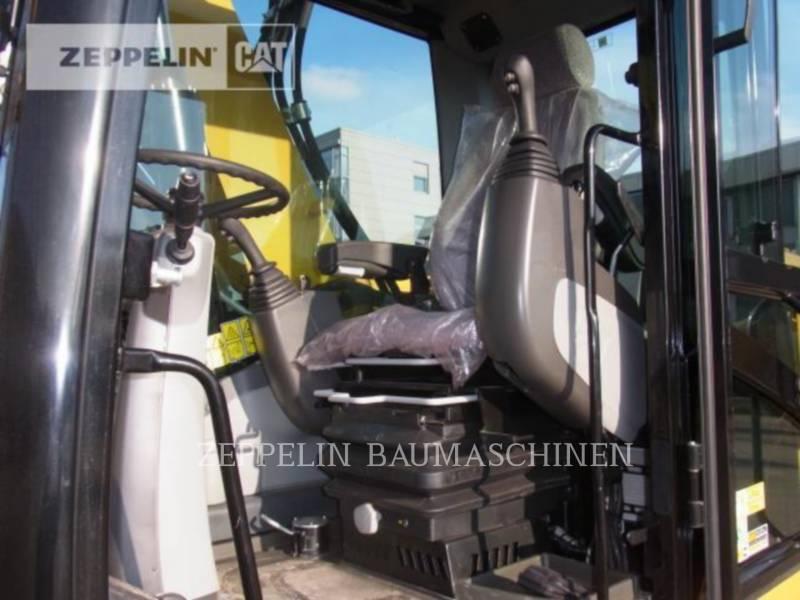 CATERPILLAR PELLES SUR PNEUS M313D equipment  photo 14