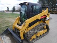 Equipment photo Caterpillar 259D H2CB MINIÎNCĂRCĂTOARE RIGIDE MULTIFUNCŢIONALE 1