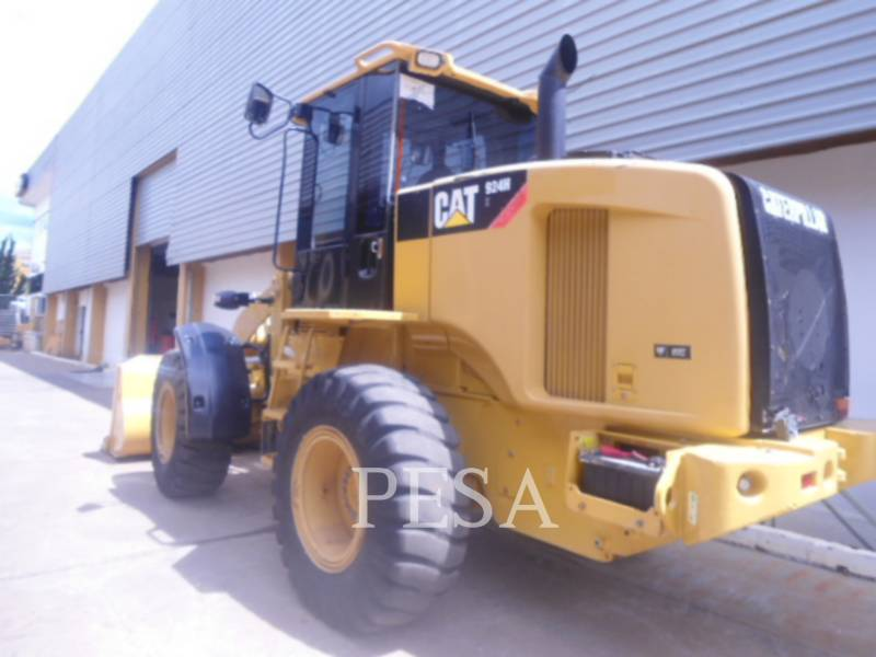 Caterpillar ÎNCĂRCĂTOARE PE ROŢI/PORTSCULE INTEGRATE 924HZ equipment  photo 4