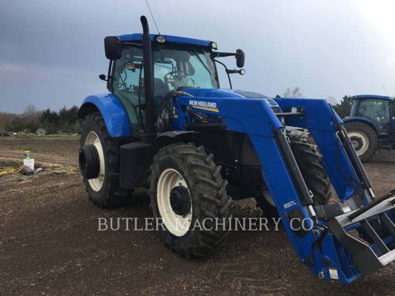 FORD / NEW HOLLAND TRATORES AGRÍCOLAS T7.200 equipment  photo 3