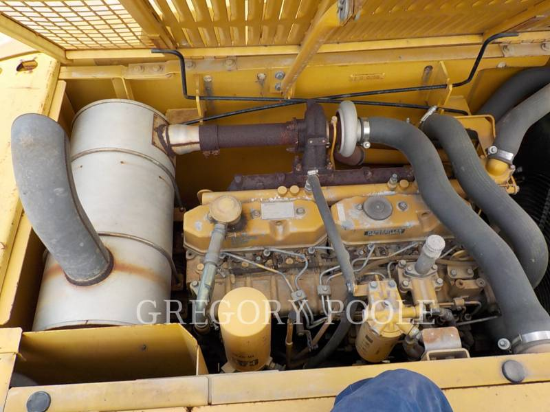 CATERPILLAR KETTEN-HYDRAULIKBAGGER 320C L equipment  photo 17