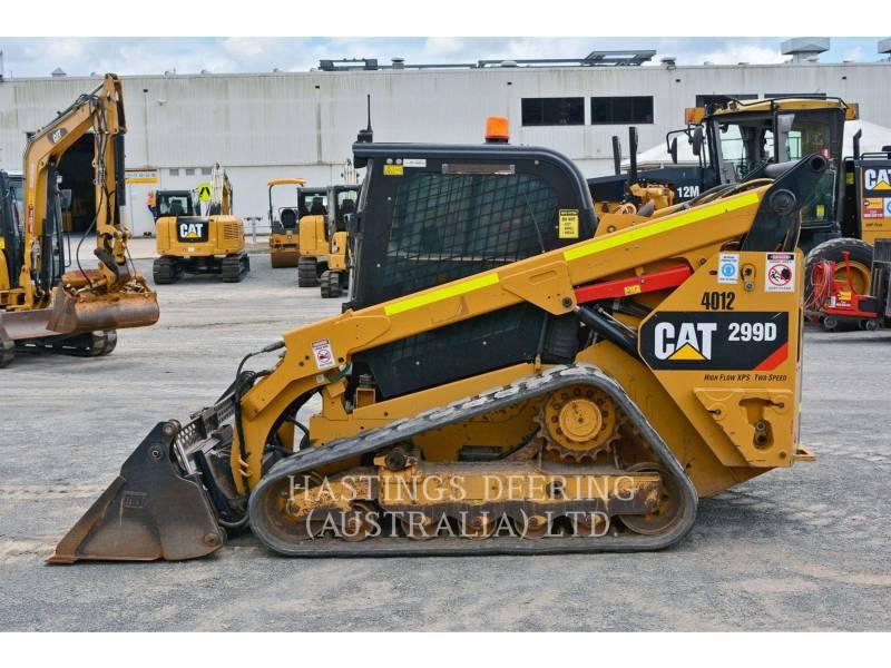 CATERPILLAR CARGADORES MULTITERRENO 279C equipment  photo 4
