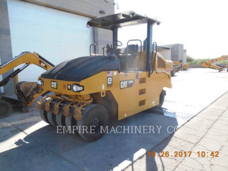 CATERPILLAR COMPACTADORES CON RUEDAS DE NEUMÁTICOS CW16 equipment  photo 4