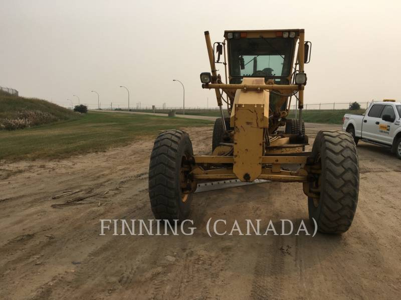 Caterpillar AUTOGREDERE 140HNA equipment  photo 3