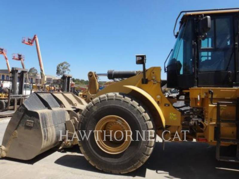 Caterpillar ÎNCĂRCĂTOARE PE ROŢI/PORTSCULE INTEGRATE 966K CBFQV equipment  photo 3