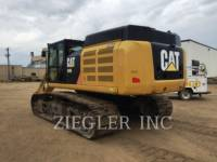 CATERPILLAR TRACK EXCAVATORS 349ELH equipment  photo 4
