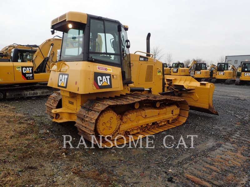 CATERPILLAR TRATORES DE ESTEIRAS D6K2LGP equipment  photo 3