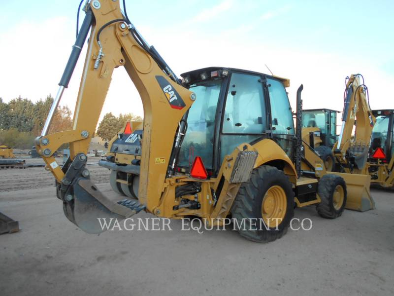 CATERPILLAR CHARGEUSES-PELLETEUSES 420F 4WD equipment  photo 3