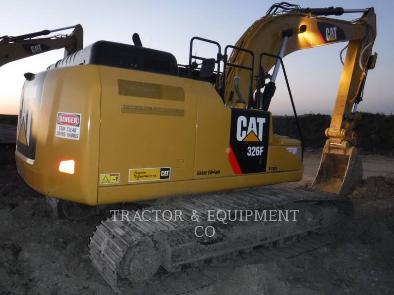 CATERPILLAR ESCAVADEIRAS 326F L equipment  photo 2